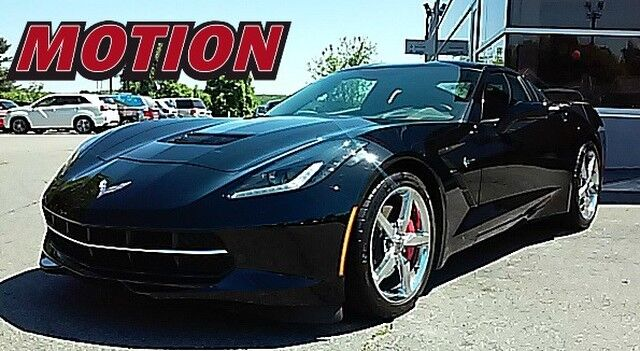2014 Chevrolet Corvette Stingray 2LT Hackettstown NJ
