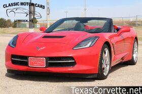 2014_Chevrolet_Corvette Stingray_2LT_ Lubbock TX