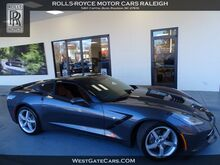 2014_Chevrolet_Corvette Stingray_2LT_ Raleigh NC