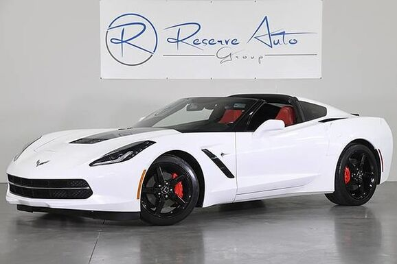 2014_Chevrolet_Corvette Stingray_2LT_ The Colony TX