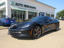 2014_Chevrolet_Corvette Stingray_3LT Coupe Automatic_ Plano TX