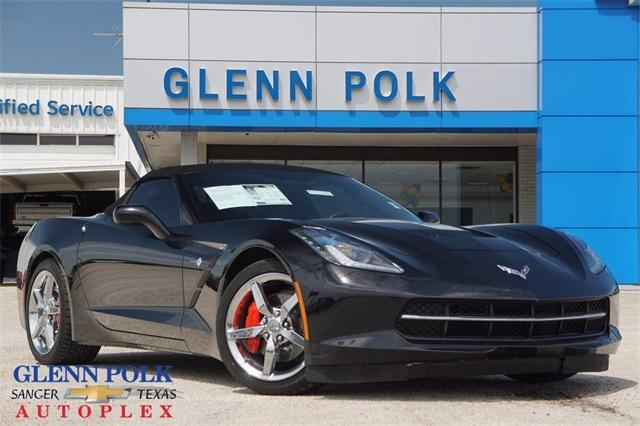 2014 Chevrolet Corvette Stingray 3LT Sanger TX