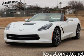 2014_Chevrolet_Corvette Stingray_3LT_ Lubbock TX