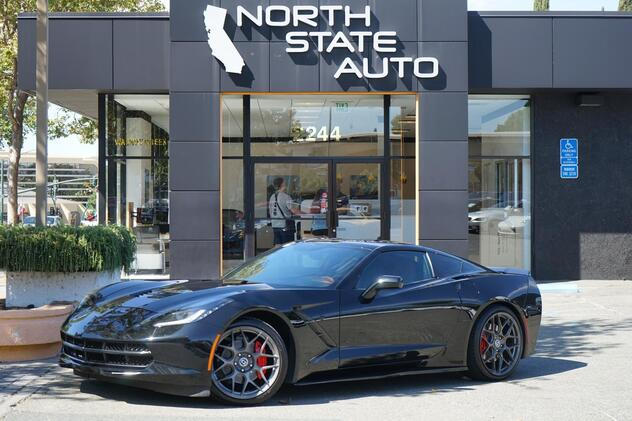 2014_Chevrolet_Corvette Stingray_3LT_ Walnut Creek CA