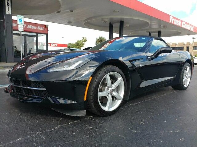 2014_Chevrolet_Corvette Stingray_3LT_ Fort Myers FL