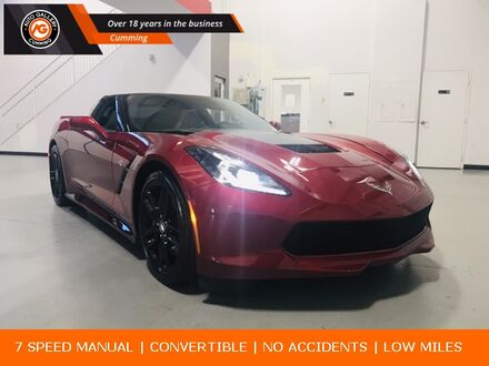 2014_Chevrolet_Corvette Stingray_Z51_ Gainesville GA