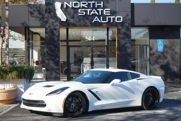 2014_Chevrolet_Corvette Stingray_Z51 1LT_ Walnut Creek CA