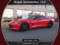 Chevrolet Corvette Stingray Z51 2LT 2014