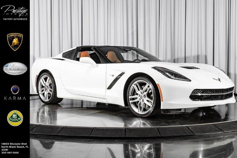 2014_Chevrolet_Corvette Stingray_Z51 2LT_ North Miami FL