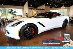 Chevrolet Corvette Stingray Z51 2LT Scottsdale AZ