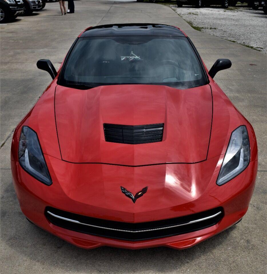 2014 Chevrolet Corvette Stingray Z51 2dr Coupe w/3LT Saint Augustine FL