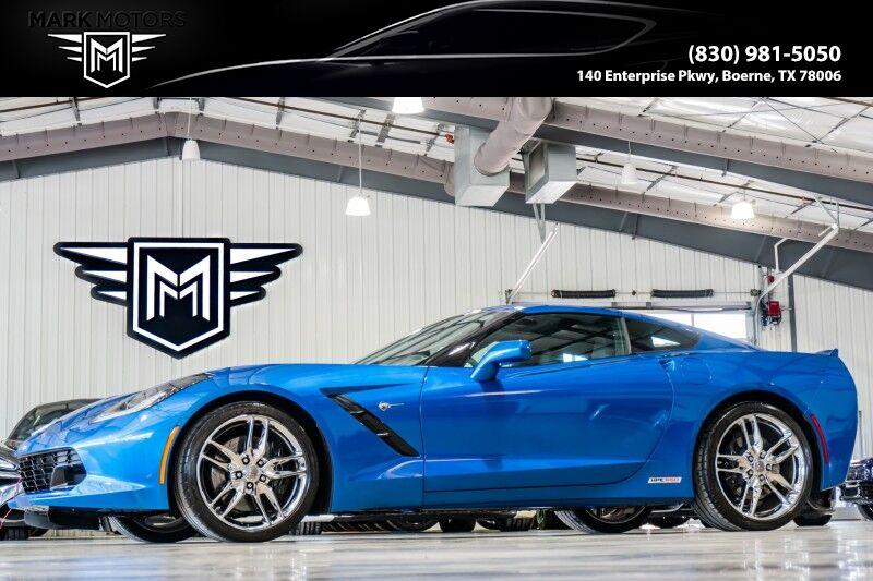 2014_Chevrolet_Corvette Stingray_Z51 3LT_ Boerne TX