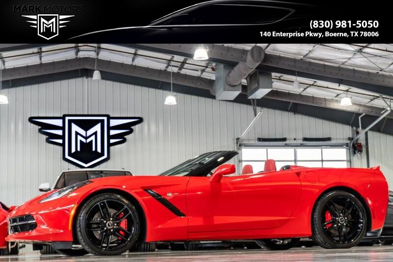 2014_Chevrolet_Corvette Stingray_Z51 3LT_ Boerne TX