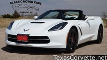 Chevrolet Corvette Stingray Z51 3LT Lubbock TX