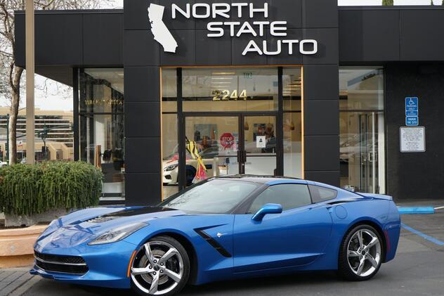 2014_Chevrolet_Corvette Stingray_Z51 3LT_ Walnut Creek CA