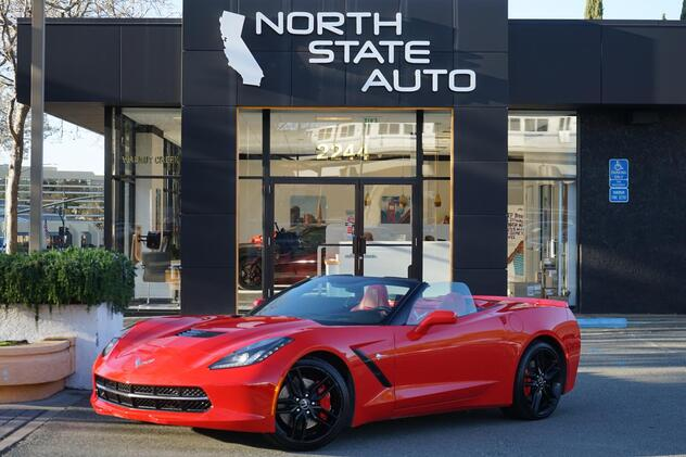 2014_Chevrolet_Corvette Stingray_Z51 3LT_ Walnut Creek CA