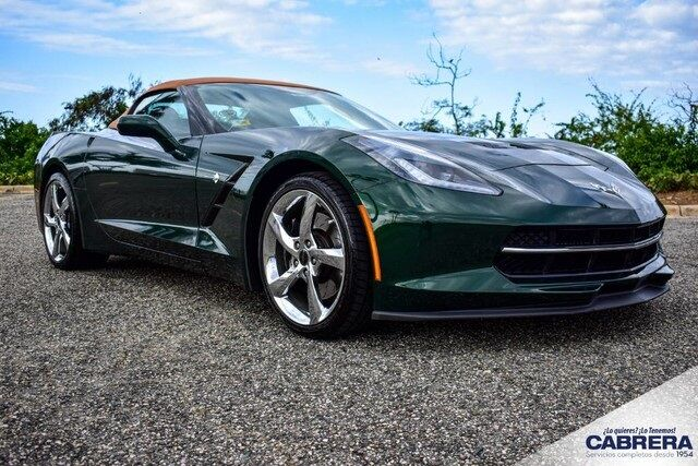 2014 Chevrolet Corvette Stingray Z51 Arecibo PR