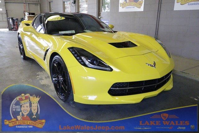 2014 Chevrolet Corvette Stingray Z51 Lake Wales FL