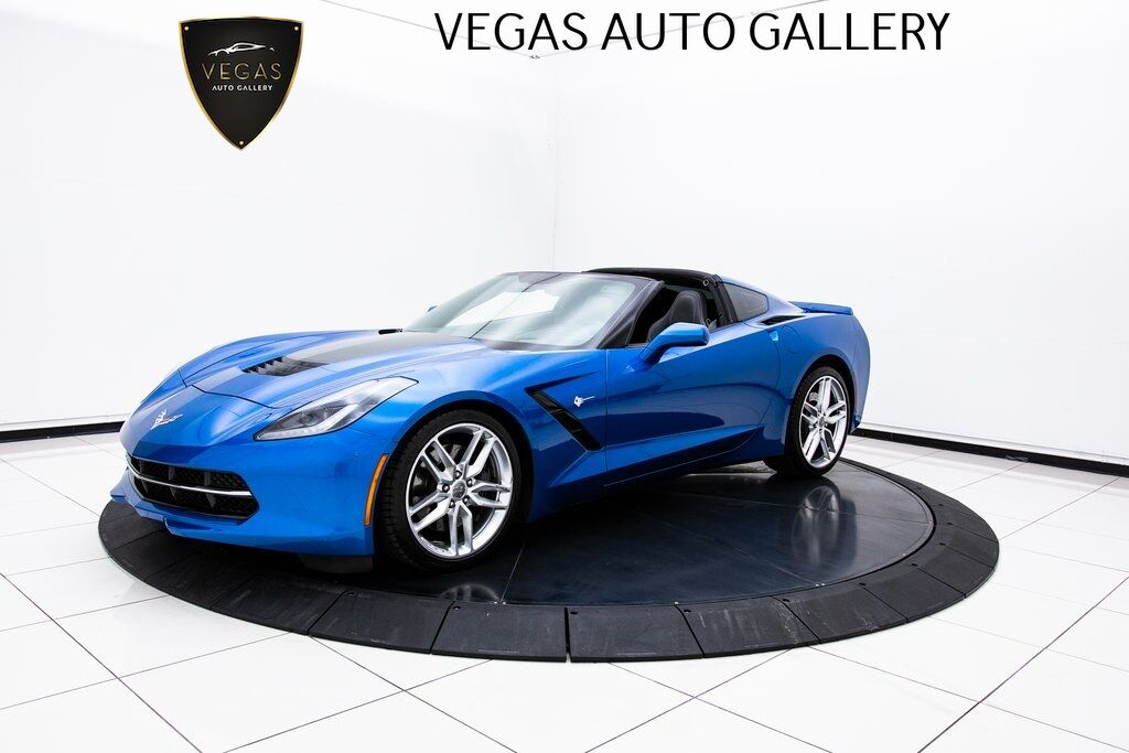 2014 Chevrolet Corvette Stingray Z51 Las Vegas NV