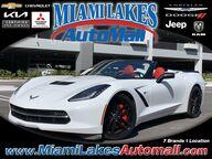 2014 Chevrolet Corvette Stingray Z51 Miami Lakes FL