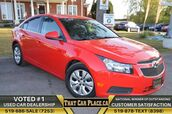 2014 Chevrolet Cruze 1LT- 1.4litre turbo - automatic - rear view camera - my link infortainment system