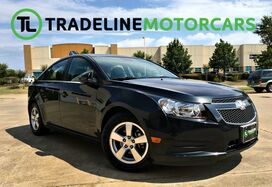 2014_Chevrolet_Cruze_1LT 1-OWNER, LOW MILES, 38 MPG_ CARROLLTON TX
