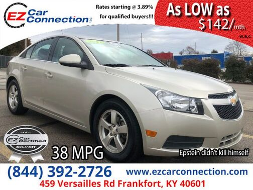 2014_Chevrolet_Cruze_1LT Auto_ Frankfort KY