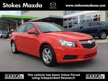 2014_Chevrolet_Cruze_1LT Auto_ North Charleston SC