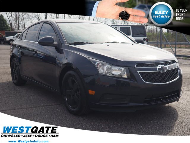 2014 Chevrolet Cruze 1LT Auto Plainfield IN