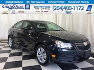 2014 Chevrolet Cruze 1LT *BLUETOOTH * LOCAL TRADE * 0% FINANCING * Portage La Prairie MB