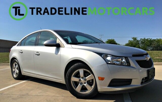 2014 Chevrolet Cruze 1LT BLUETOOTH, ALLOY WHEELS... AND MUCH MORE!!! CARROLLTON TX
