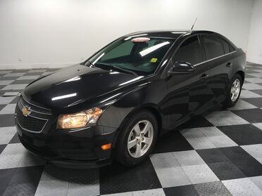 2014_Chevrolet_Cruze_1LT_ Chattanooga TN