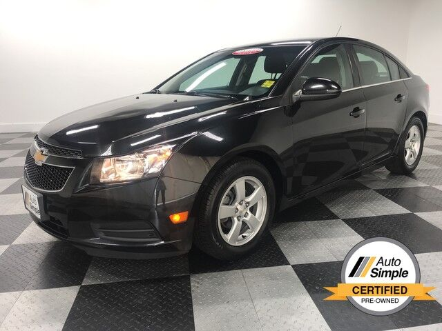 2014 Chevrolet Cruze 1LT Chattanooga TN 31374373