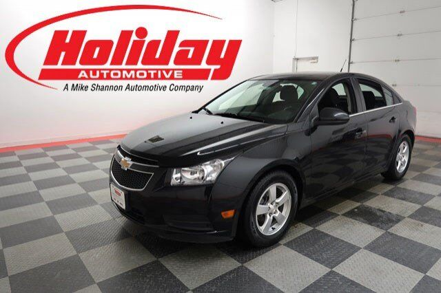 Vehicle Details 2014 Chevrolet Cruze At Holiday