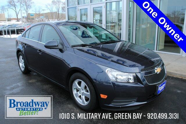 2014 Chevrolet Cruze 1LT Green Bay WI