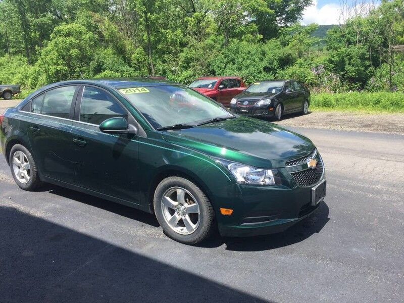 2014 Chevrolet Cruze 1LT Rock City NY