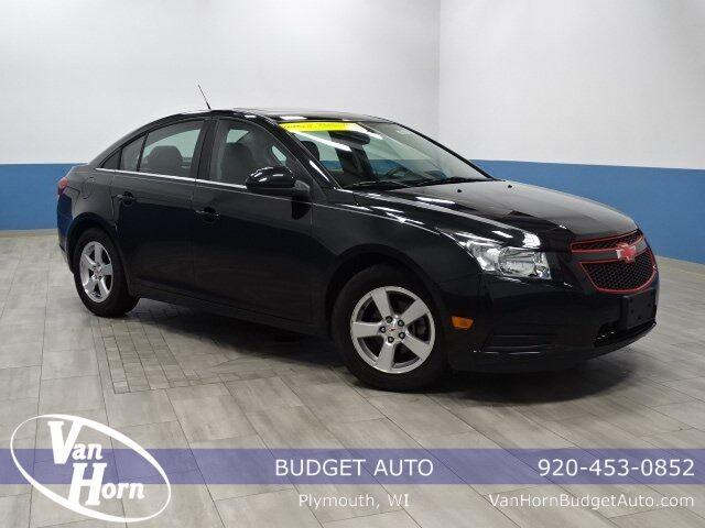 2014 Chevrolet Cruze 1LT Plymouth WI