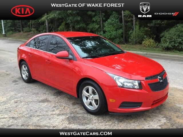 2014 Chevrolet Cruze 1LT Raleigh NC