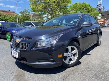 2014_Chevrolet_Cruze_1LT_ Worcester MA
