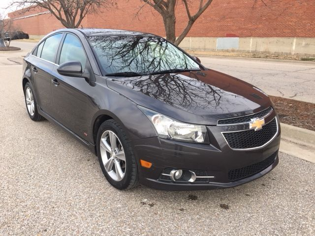 2014 Chevrolet Cruze 2LT Auto Wichita KS