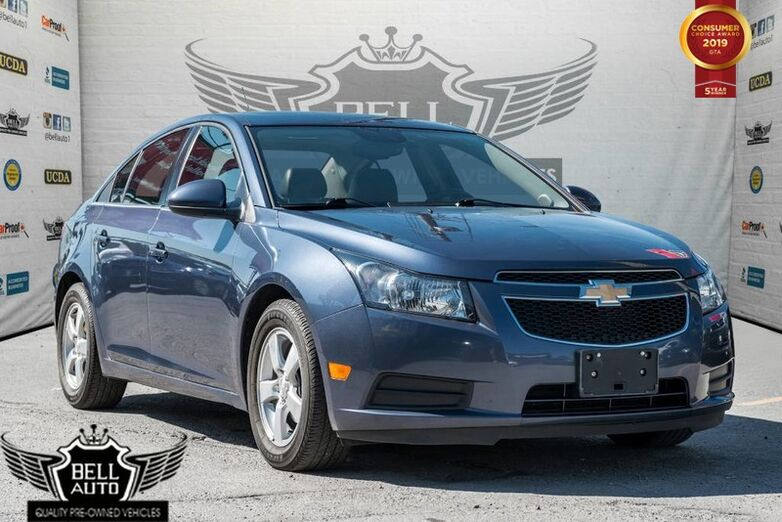 2014 Chevrolet Cruze 2LT BACK-UP CAM SUNROOF LEATHER BLUETOOTH Toronto ON