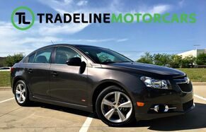 2014_Chevrolet_Cruze_2LT LEATHER, SUNROOF. BLUETOOTH, HEATED SEATS... AND MUCH MORE!!_ CARROLLTON TX