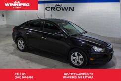 2014_Chevrolet_Cruze_2LT/Sunroof/Leather/Heated seats_ Winnipeg MB