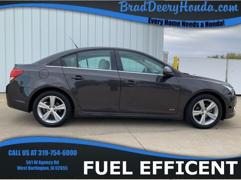2014_Chevrolet_Cruze_2LT_ West Burlington IA