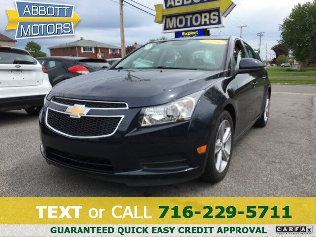 2014 Chevrolet Cruze 2LT w/Heated Leather & Low Miles Buffalo NY