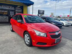 2014_Chevrolet_Cruze_4d Sedan LS AT_ Albuquerque NM