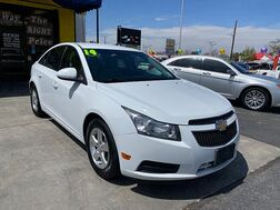 2014_Chevrolet_Cruze_4d Sedan LT w/1FL_ Albuquerque NM