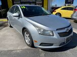 2014 Chevrolet Cruze 4d Sedan LT1 AT