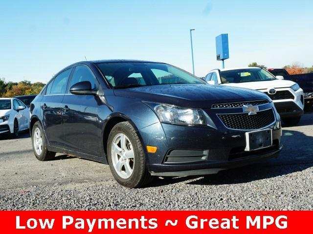2014 Chevrolet Cruze 4dr Sdn Man 1LT Cranberry Twp PA