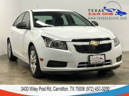 2014_Chevrolet_Cruze_LS AUTOMATIC BLUETOOTH CRUISE CONTROL SATELLITE RADIO AUTO HEADL_ Carrollton TX